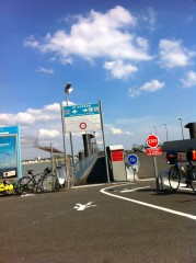 royan, bac, ferry