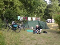 suède, vélo, cyclo, camping, voies cyclables