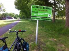 hourtin, bordeaux, voie cyclable