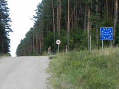 frontiere, lituanie, pologne
