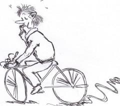 cycliste téléphone.JPG