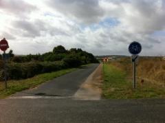 piste cyclable chasseneuil-du-poitou