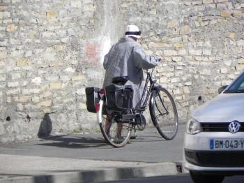 cycliste, mode